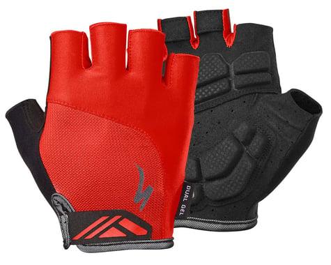 Specialized Men's Body Geometry Dual-Gel Gloves (Red) (S)