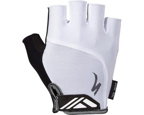 Specialized Men's Body Geometry Dual-Gel Gloves (White) (S)