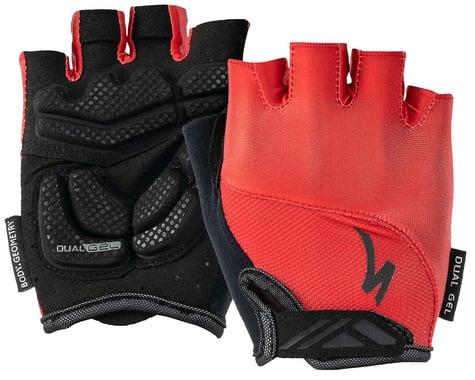 Specialized Women's Body Geometry Dual-Gel Gloves (Red) (S)