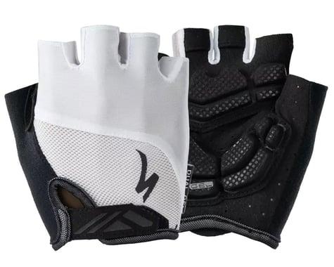 Specialized Women's Body Geometry Dual-Gel Gloves (White) (S)