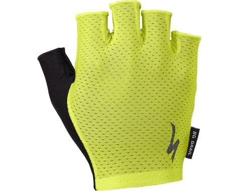 Specialized Body Geometry Grail Short Finger Gloves (Hyper Green) (S)