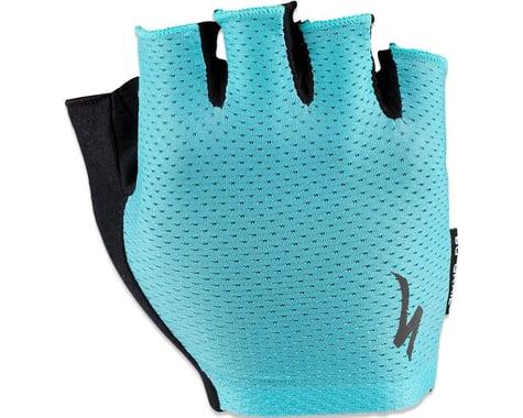 Specialized Body Geometry Grail Short Finger Gloves (Aqua) (S)