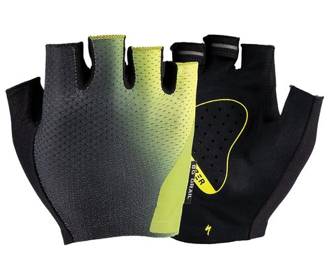 Specialized HyprViz Body Geometry Grail Short Finger Gloves (HyperViz) (2XL)