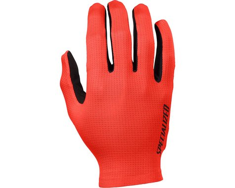 Specialized SL Pro Long Finger Gloves (Red) (S)