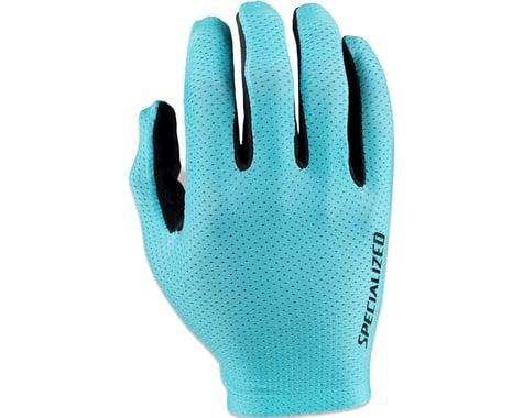 Specialized SL Pro Long Finger Gloves (Aqua) (S)