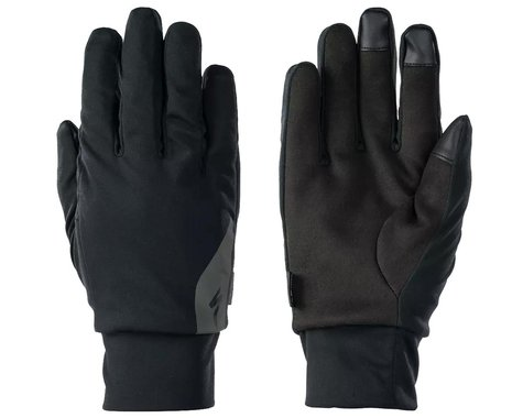 Specialized Men's Prime-Series Waterproof Gloves (Black) (M)