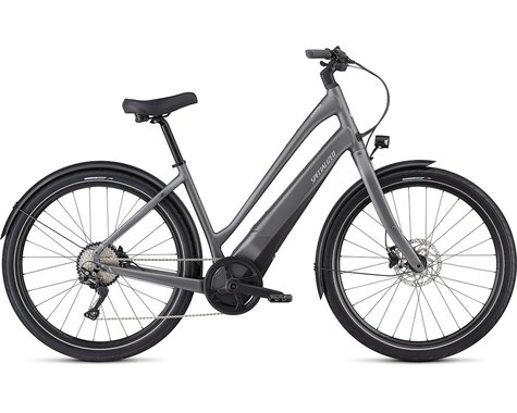 Specialized 2020 Turbo Como 4.0 650b -Low-Entry (Charcoal / Black / Chrome) (S)