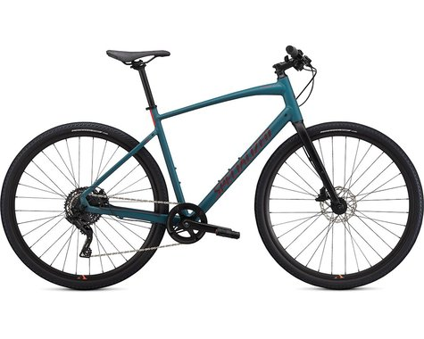 Specialized 2021 Sirrus X 2.0 (Dusty Turquoise / Black / Rocket Red) (M)