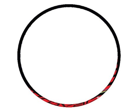 "Specialized 2013 Roval Control 29 SL Carbon Disc Rim (Black/Red) (32H) (Presta) (29"" / 622 ISO)"