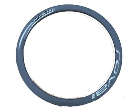 Specialized 2013-14 Roval Rapide CLX 40 Carbon Front Disc Rim (Black) (24H) (Presta) (700c / 622 ISO)