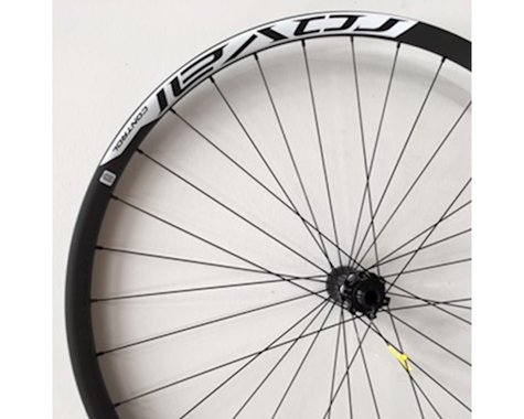 """Specialized 2013 Roval Control Carbon Front Wheel (Black) (15 x 100mm) (29"""" / 622 ISO)"""