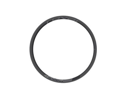Specialized 2014 Roval Rapide CLX 40 Carbon Front Disc Rim (Black) (24H) (Presta) (700c / 622 ISO)