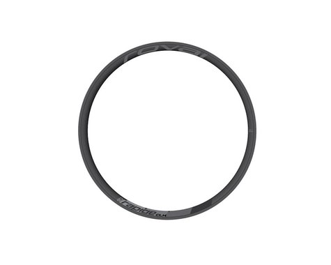Specialized 2014 Roval Rapide CLX 40 Carbon Rear Disc Rim (Black) (28H) (Presta) (700c / 622 ISO)