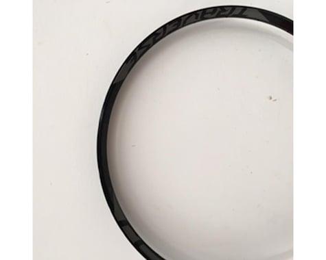 """Specialized 2015-19 Roval Traverse Fattie Front Rim (Black) (24H) (Presta) (29"""" / 622 ISO)"""