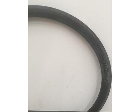 Specialized 2015-16 Roval Rapide CLX 40 Tubular Front Rim (Black) (18H) (Presta) (700c / 622 ISO)