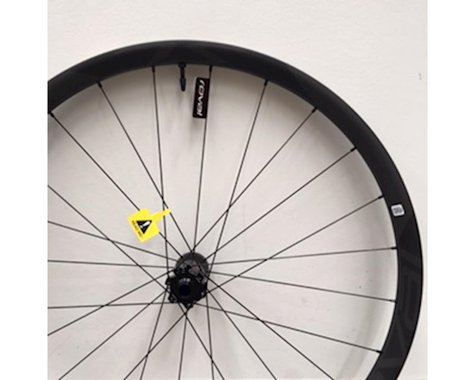 """Specialized 2016-17 Roval Traverse SL Front Wheel (Black) (15 x 110mm) (27.5"""" / 584 ISO)"""