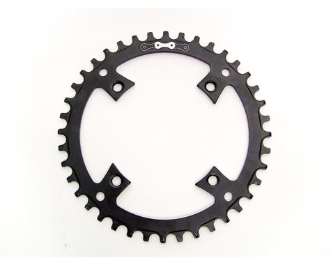 Specialized 2017+ Vado 10/11 Speed Front Chainring (Black) (104mm BCD) (Offset N/A) (40T)