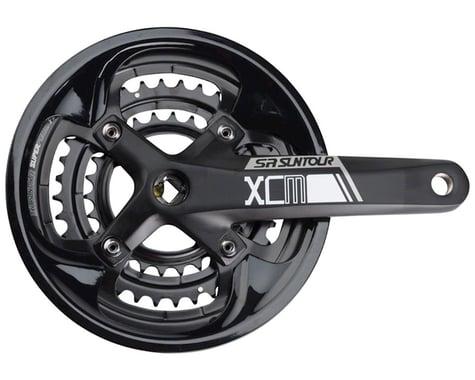 Sr Suntour XCM-T Crankset (3 x 9 Speed) (Shimano Octalink) (170mm) (48/36/26T)