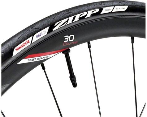 Zipp Tangente Speed Tubeless Clincher Road Tire (Black)