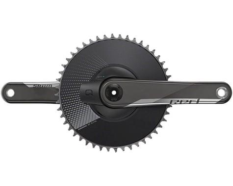 SRAM Red 1 AXS Aero DUB Power Meter Crankset (Black) (1 x 12 Speed) (DUB Spindle) (170mm) (48T)