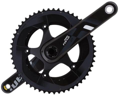 SRAM Force 22 Crankset (Black) (2 x 11 Speed) (BB30 Spindle) (175mm) (53/39T)