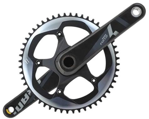 SRAM Force 1 Crankset (Black) (1 x 10/11 Speed) (GXP Spindle) (175mm) (52T)