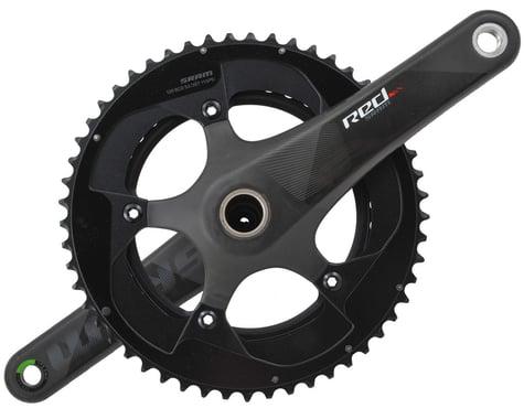 SRAM Red Crankset (Black) (2 x 11 Speed) (GXP Spindle) (C2) (172.5mm) (53/39T)