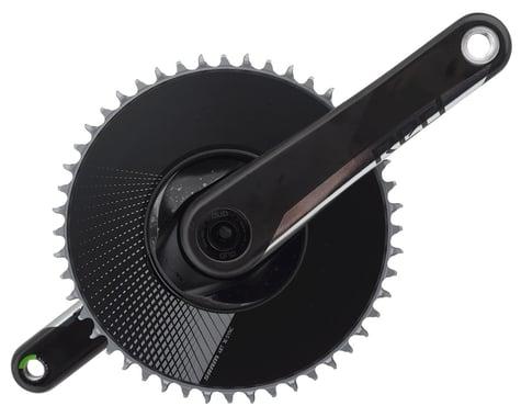 SRAM Red D1 AXS Aero Crankset (Black) (1 x 12 Speed) (DUB Spindle) (172.5mm) (48T)