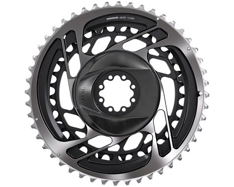 SRAM Red AXS Direct-Mount Chainrings (Polar Gray) (Offset N/A) (50/37T)