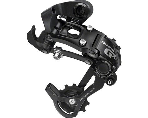 SRAM GX Rear Derailleur (Black) (10 Speed) (Medium Cage)