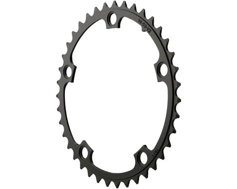 SRAM Red/Force/Rival/Apex 10 Speed Chainring (Black) (130mm BCD) (Offset N/A) (39T)