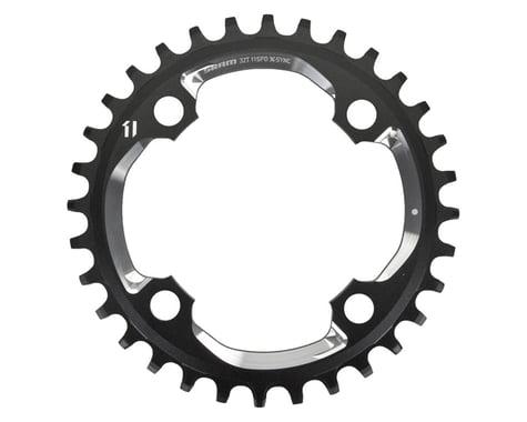 SRAM X01 X-Sync 4-Bolt Chainring (Black) (94mm BCD) (Offset N/A) (32T)