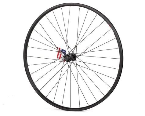 Sta-Tru Alloy Front Road Wheel (Black) (QR x 100mm) (700c / 622 ISO)