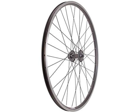 Sta-Tru Shimano Double Wall Front Wheel (Black)