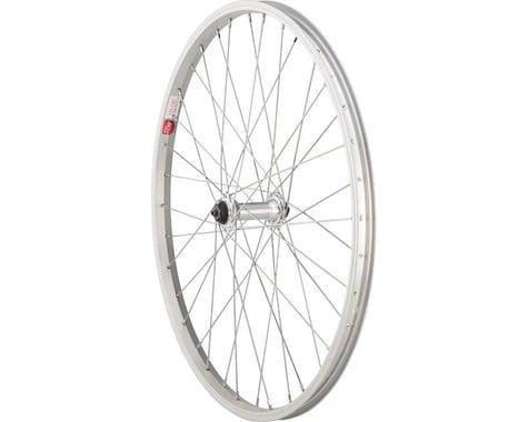"Sta-Tru Front Wheel (Silver) (36H) (QR x 100mm) (24"" / 507 ISO)"