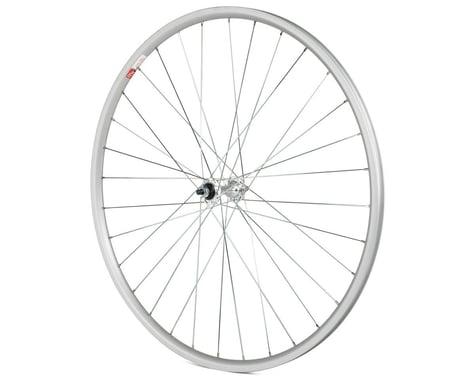 "Sta-Tru Bolt On Front Wheel (Silver) (3/8"" x 100mm) (27"" / 630 ISO)"