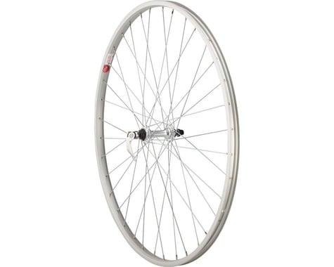 "Sta-Tru Front Road Wheel (Silver) (27"" x 1-1/4"") (QR x 100mm) (27"" / 630 ISO)"