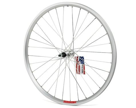 """Sta-Tru Bolt On Double Wall Rear Wheel (Silver) (Freewheel) (3/8"""" x 135mm) (26"""" / 559 ISO)"""