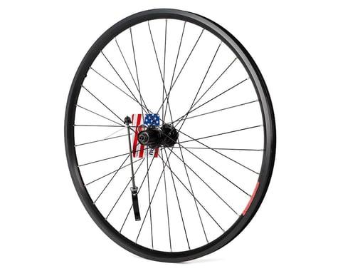 "Sta-Tru MTB Double Wall Rear Wheel (Black) (Shimano/SRAM) (QR x 135mm) (26"" / 559 ISO)"