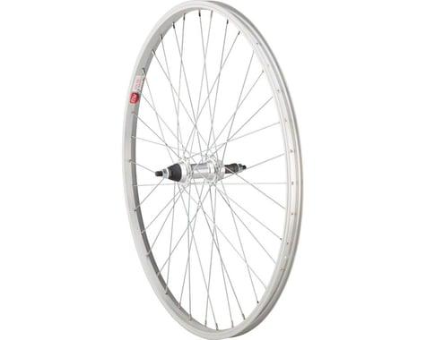"Sta-Tru Alloy Single Wall Rear Wheel (Silver) (Freewheel) (QR x 135mm) (26"" / 559 ISO)"