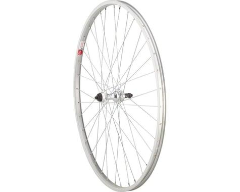 "Sta-Tru Rear Road Wheel (Silver) (27"" x 1.25"") (Freewheel) (QR x 126mm) (27"" / 630 ISO)"