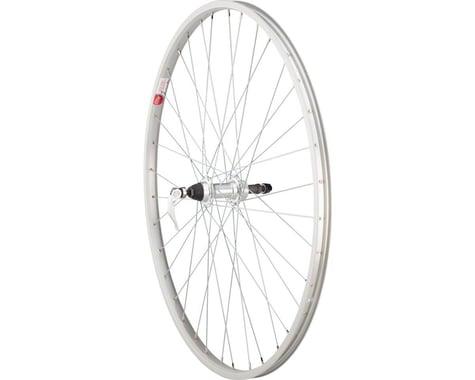 "Sta-Tru Single Wall Rear Wheel (Silver) (Freewheel) (QR x 135mm) (27.5"" / 584 ISO)"