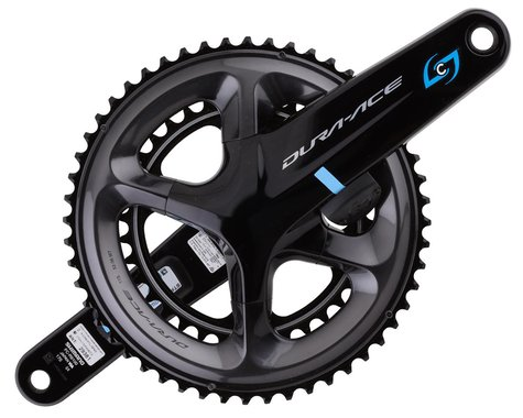 Stages Dual-Sided Gen 3 Power Meter Crankset (Dura-Ace R9100) (170mm) (52/36T)