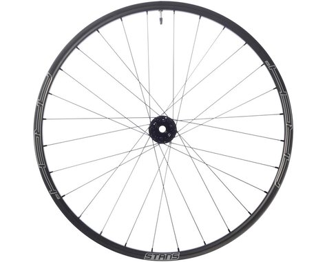 """Stans Arch CB7 Carbon Front Wheel (Black) (15 x 100mm) (27.5"""" / 584 ISO)"""