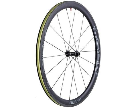 Stans ZTR Avion R Carbon Pro Front Wheel (Black) (QR x 100mm) (700c / 622 ISO)