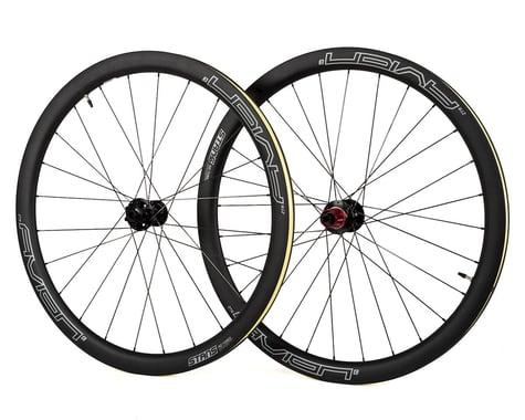 Stans Avion Team Carbon Disc Wheelset (Black) (Shimano/SRAM 11spd Road) (12/15 x 100, 12 x 142mm) (700c / 622 ISO)