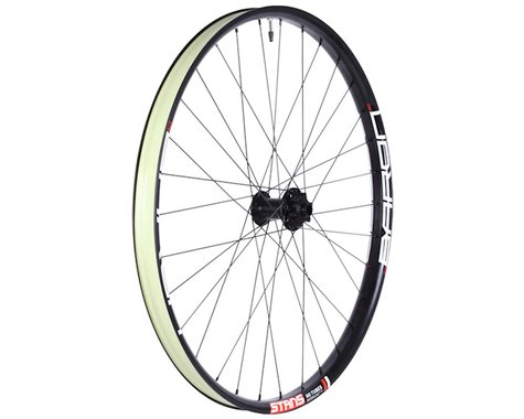 """Stans Baron MK3 Disc Front Wheel (Black) (15 x 100mm) (29"""" / 622 ISO)"""