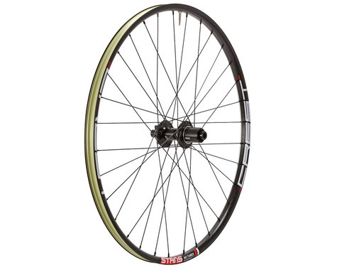 "Stans Crest MK3 Disc Rear Wheel (Black) (Shimano/SRAM) (12 x 142mm) (27.5"" / 584 ISO)"