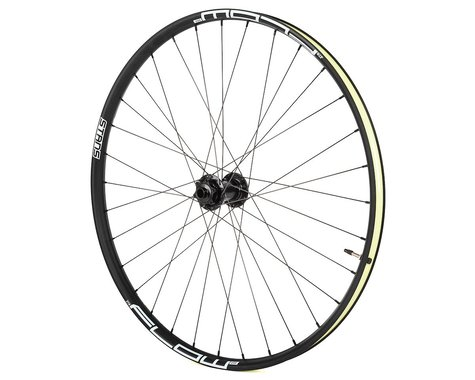 "Stans Flow EX3 Front Wheel (Black) (15 x 110mm) (29"" / 622 ISO)"