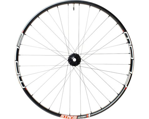 "Stans Flow MK3 Disc Front Wheel (Black) (15 x 100mm) (27.5"" / 584 ISO)"